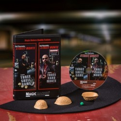 Street Monte Double DVD m. Three Shell Game