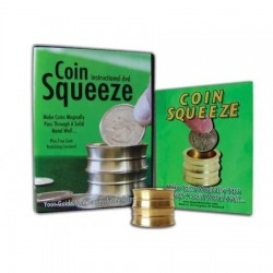 Coin Squeeze med DVD