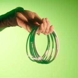"""Linking Rings 8"""" (20 cm) med DVD"""