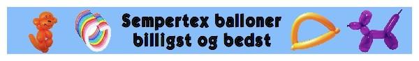Sempertex balloner